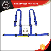 China wholesale high quality Auto Racing 2 inch 4-Point bride 4 points harness racing seat belt