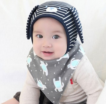 S52652A hot sale high quality baby lovely warm hats with reasonable price