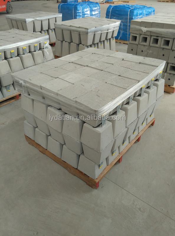 Concrete foundation base stone cement block buy concrete for Cinder block vs concrete foundation