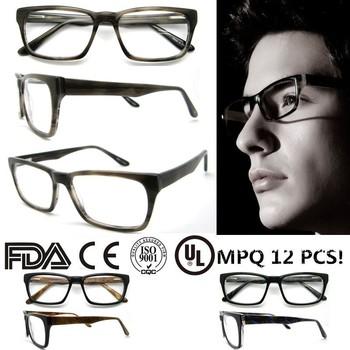 China Wholesale Eyeglass Frames For Men 2018 New Fashion Men Eyewear ...