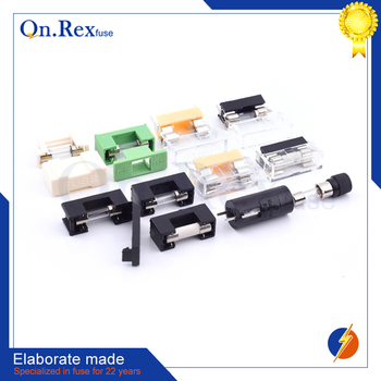 electronic/cartridge/waterproof/panel mount fuse holder, fuse box