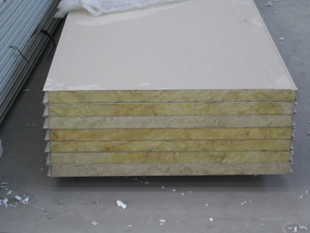 rockwool insulation and waterproof wall panels imports