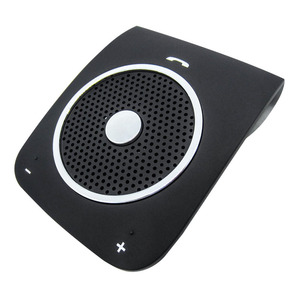BT18 Sun visor Wireless Car Speaker BTV4.0 Handsfree Car kit Support Voice Dialing Hifi Stereo
