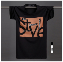 New men's cotton fashion custom T shirt