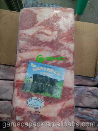 China manufacturer vacuum shrink bag application for meat