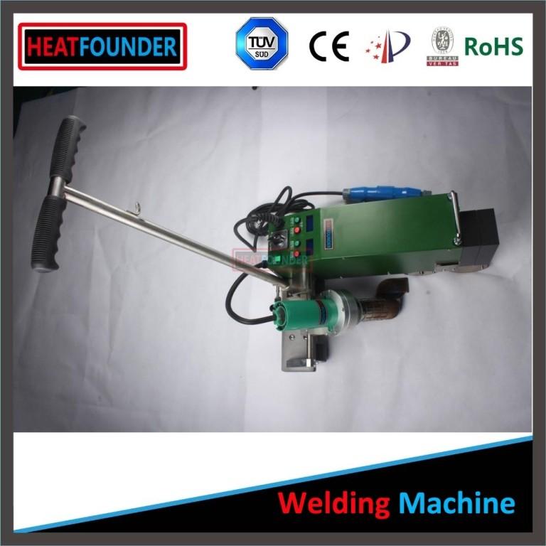 Welding Speed Polymer Roofing Membranes Welding Machine