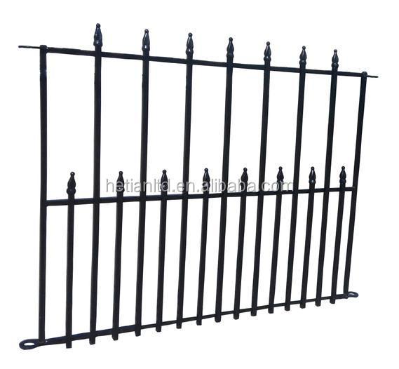 Decorative Metal Fence Panels Wholesale, Metal Fencing Suppliers ...