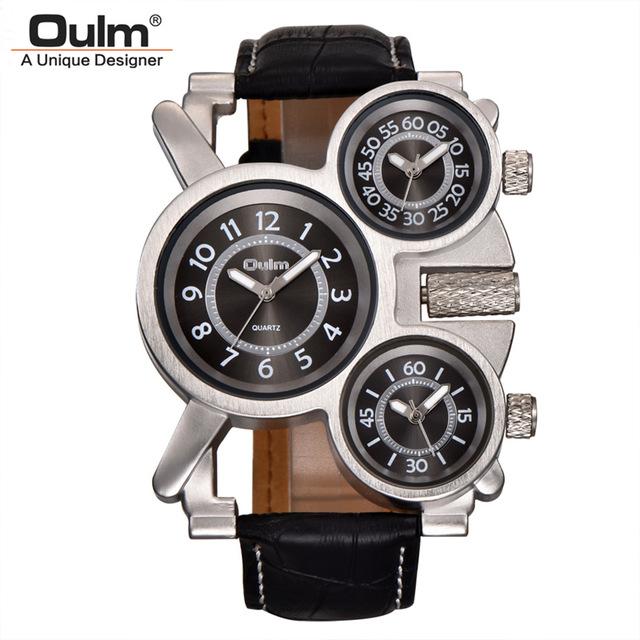 Catálogo de fabricantes de Oulm Reloj de alta calidad y Oulm Reloj en  Alibaba.com 4d4829fab909