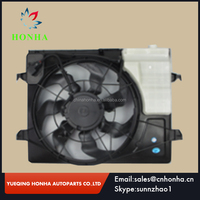 Auto parts radiator fan and cooling for FORTE/CERATO-09 25380-1X000
