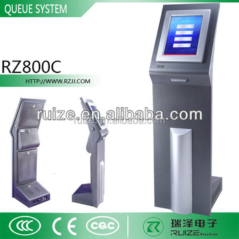 Sms Integrated Wireless Queue Management System/queue Control ...