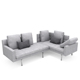 Latest Corner Sofa Design Corner Sofa Bed Modern Fabric Sofa