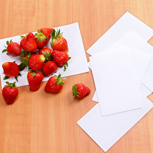 Wholesale alibaba customized color absorbent pad for fruit