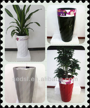 Ceramic Indoor Plant Pots,Round Flower Pot,Decorative Flower Pots ...