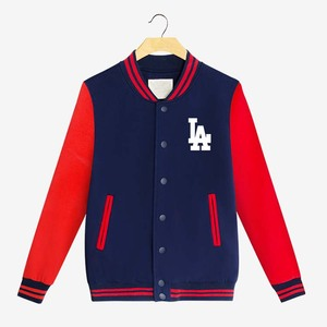fashion college baseball jacket for men and women