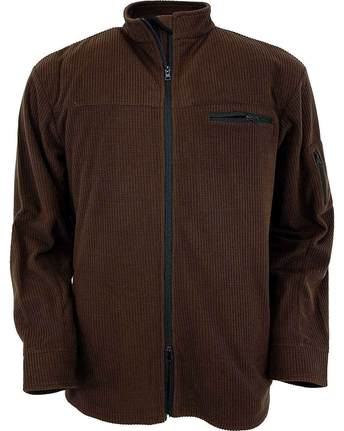 294372eb128 Get Quotations · Outback Trading Co Men s Co. Leroy Jacket - 48724-Brn