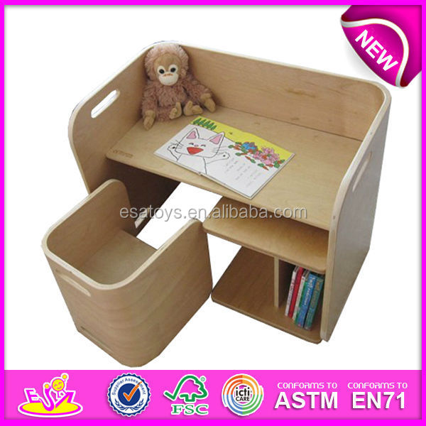 Kids Study Table Design With Beautiful Cartoon Cheap And Newest Kids