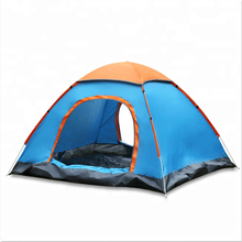 Outdoor Draagbare Single Layer Waterdichte Automatische <span class=keywords><strong>Camping</strong></span> <span class=keywords><strong>Tent</strong></span>