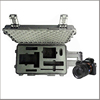 Shanghai OEM manufacturer injection molded engineering PP waterproof hard plastic digital camera case