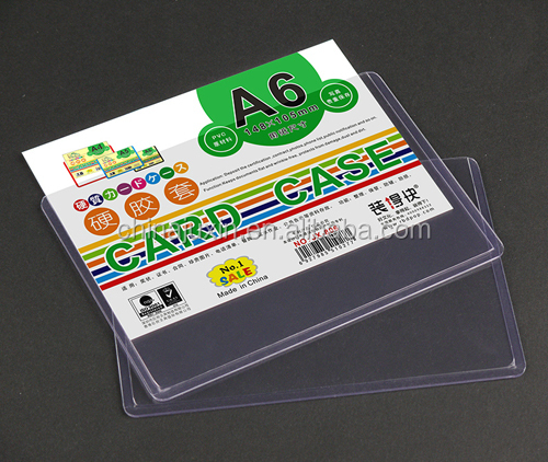 on sale ac9fb 646d1 Filing Products Pvc Hard Card Case A4 Document Holder - Buy Document  Holder,Document Holder,A4 Document Holder Product on Alibaba.com
