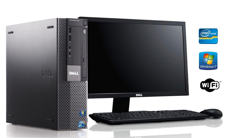 Buy Dell OptiPlex 980 SFF Desktop Computer Intel Core i5 650