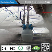 Factory Prices Non-wetting dry fog humidifier mist cooling system