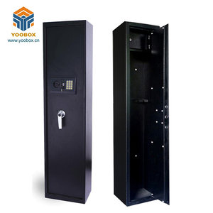 YOOBOX Fire Resistant Heavy Duty Fireproof Gun Cabinet Gun Safe