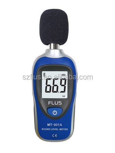 2015 latest product WORLD ENVIRONMENT DAY mini sound level meter