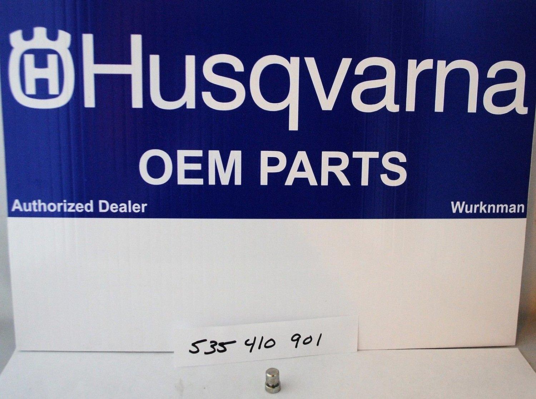 """Get Quotations · Husqvarna Oem 535410901 Shear Pin -- Fits Rider 16 155 W  41"""""""