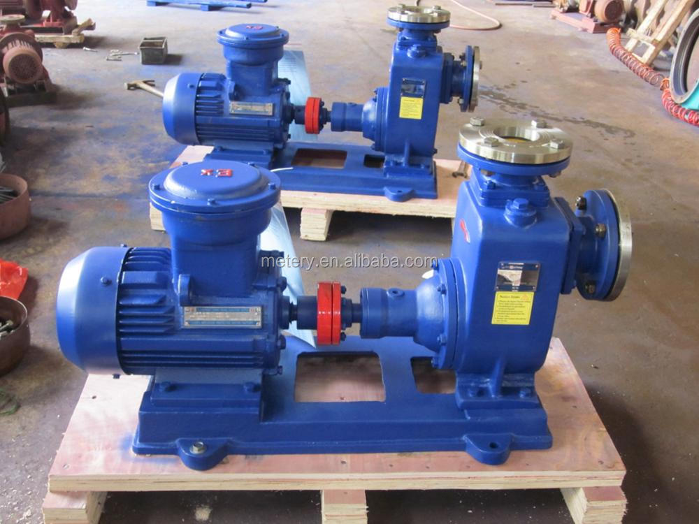 High Pressure Centrifugal Horizontal self priming oil lpg transfer pump