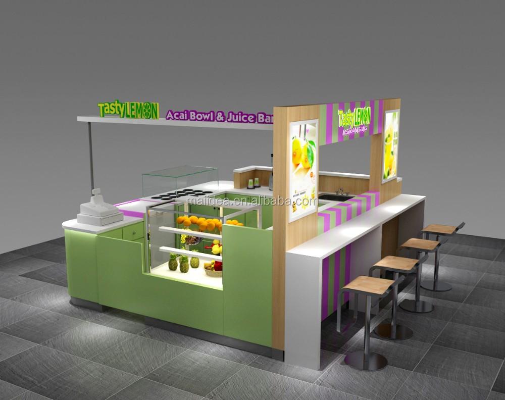 Vendas Direto Da Fábrica Nova Chegada Quiosques De Café Para Venda/suco De Bar  Design