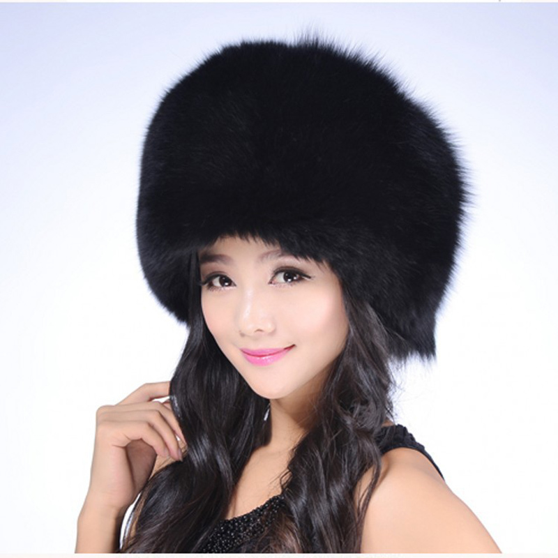 d1ae0d93dbf Get Quotations · Russian winter warm women s hat rabbit fur hat Faux Fur girls  woman hats caps