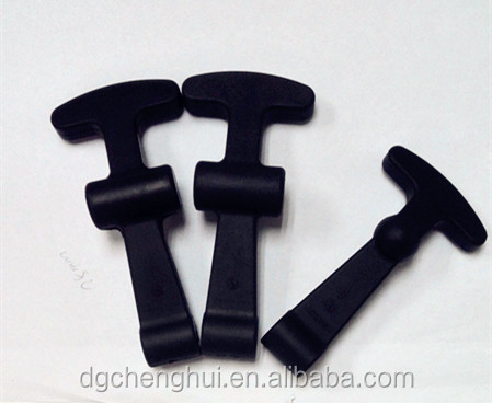 Top quality rubber door latch/TRubber latch/rubber handle latch