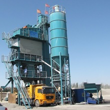 High Quality European Standard 120T/H Asphalt Mixing Plant For Sale