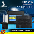 S24 24V Trucks HID 55 W HID Ballast Xenon Kit with 9005 9006 H13 H1 H3