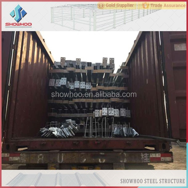 China Showhoo different types of poultry house for chicken house