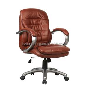 Modern Chrome Swivel Backrest for PVC/PU Office Chair HC-A011M