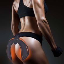 2019 EMS Hip Trainer Stimolatore Muscolare ABS Fitness Glutei <span class=keywords><strong>Butt</strong></span> Sollevamento Natica Toner Allenatore Che Dimagrisce Massager Unisex