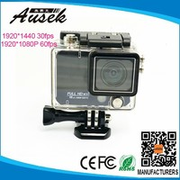 12 mp 1050 mah rechargerable waterproof digital camera video camcorder