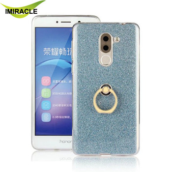 Hot Sale Soft Tpu Case Metal Ring Cover For Huawei Honor 6x Mobile Phone -  Buy For Huawei Honor 6x Case,Glitter Case For Huawei Honor 6x,Silicone Tpu