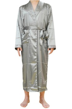 Cheap Men's Silk Kimono Robe Satin Bathrobe Summer Nightgown - Buy Satin  100% Silk Nightgowns,Long Satin Nightgown,Luxurious Nightgowns Silk