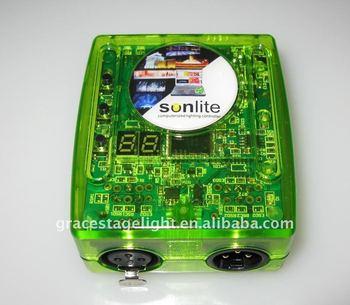 sunlite usb dmx controller buy usb dmx controller usb. Black Bedroom Furniture Sets. Home Design Ideas