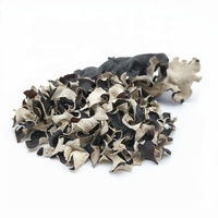 Bulk White Back Black Fungus Cut Dried Wood Ear Mushroom