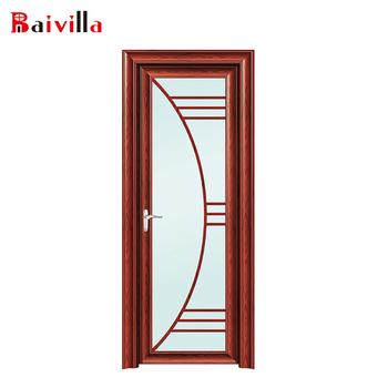 High Quality Office Doors Interior Industrial Glass Fiberglass Doors
