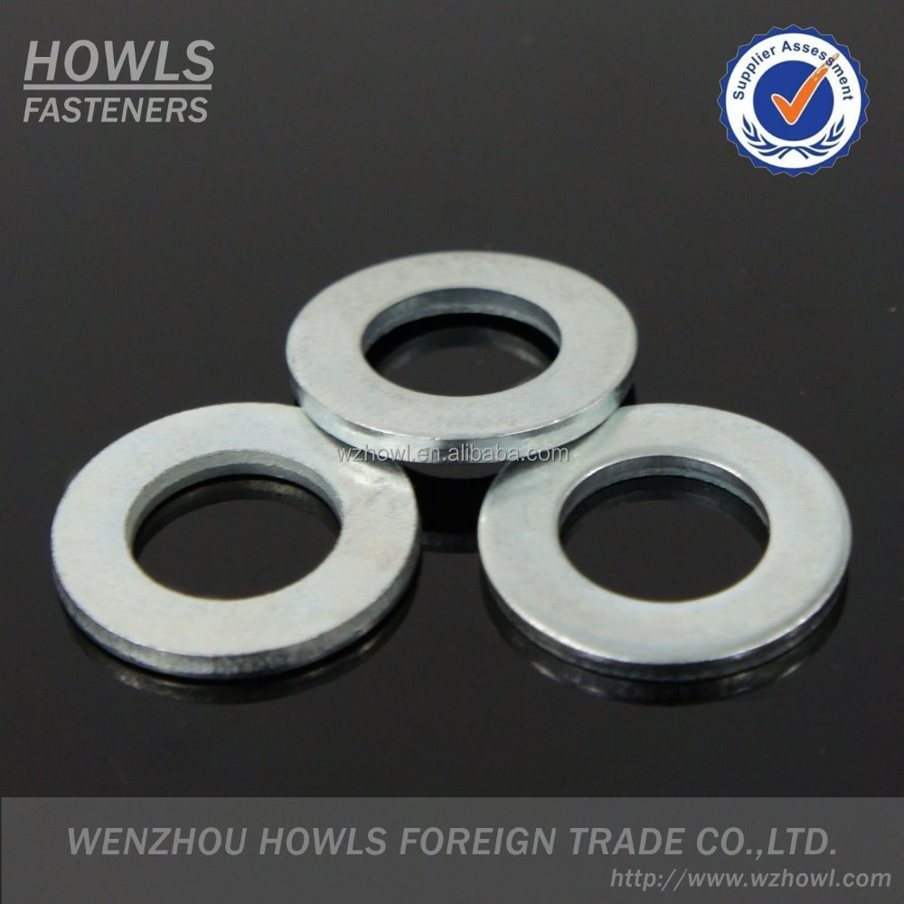 High quality carbon steel flat washer DIN 125-a