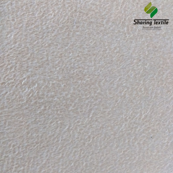Wholesales Poly Cotton Tc Or Pc 7S Or 10S Two Tones Faux Mock Microfiber Suede For Embossed Usage