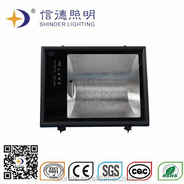 Warranty 3 years ip65 outdoor construction site flood light metal halide lamp