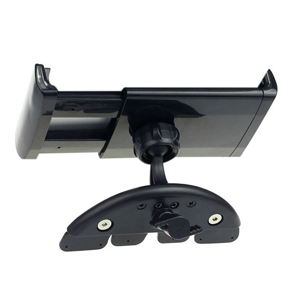 Tablet Holder - TOOGOO(R)Car CD Mount Tablet PC Holder For ipad2 3 4 5 Air Galaxy Tab Accessory Black