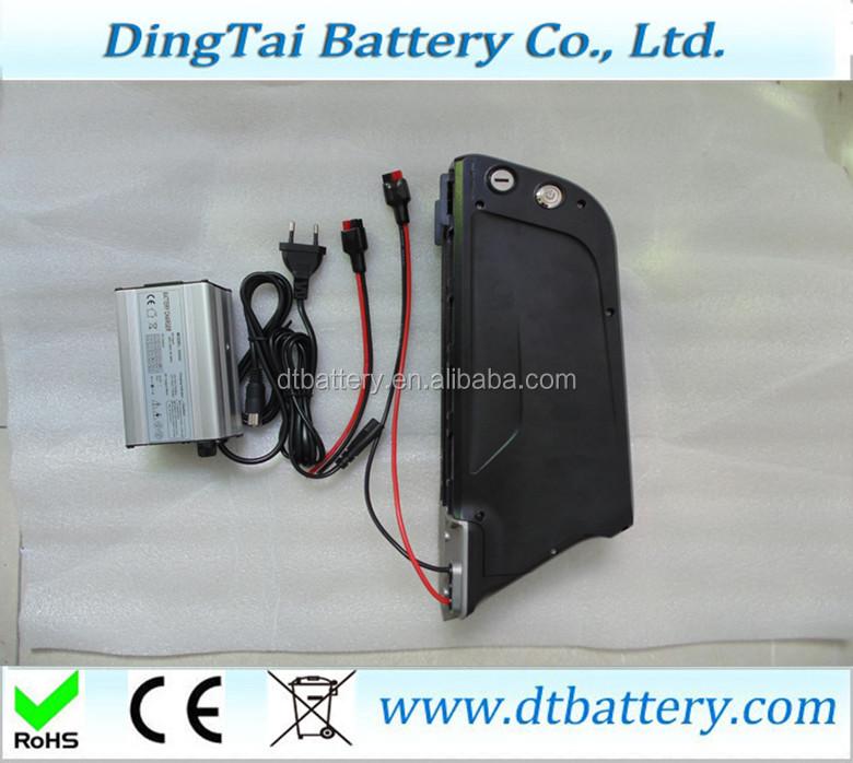1000w Down Tube Battery 52v 14ah Down Tube Ebike Batteries 52v ...