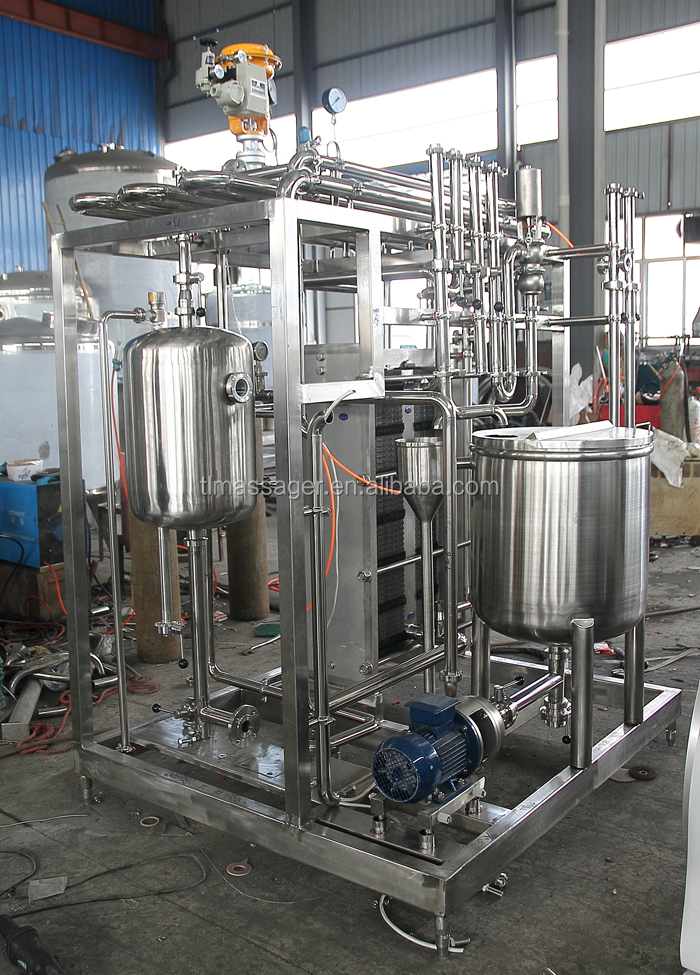fresh milk/milk powder/Yoghurt processing line