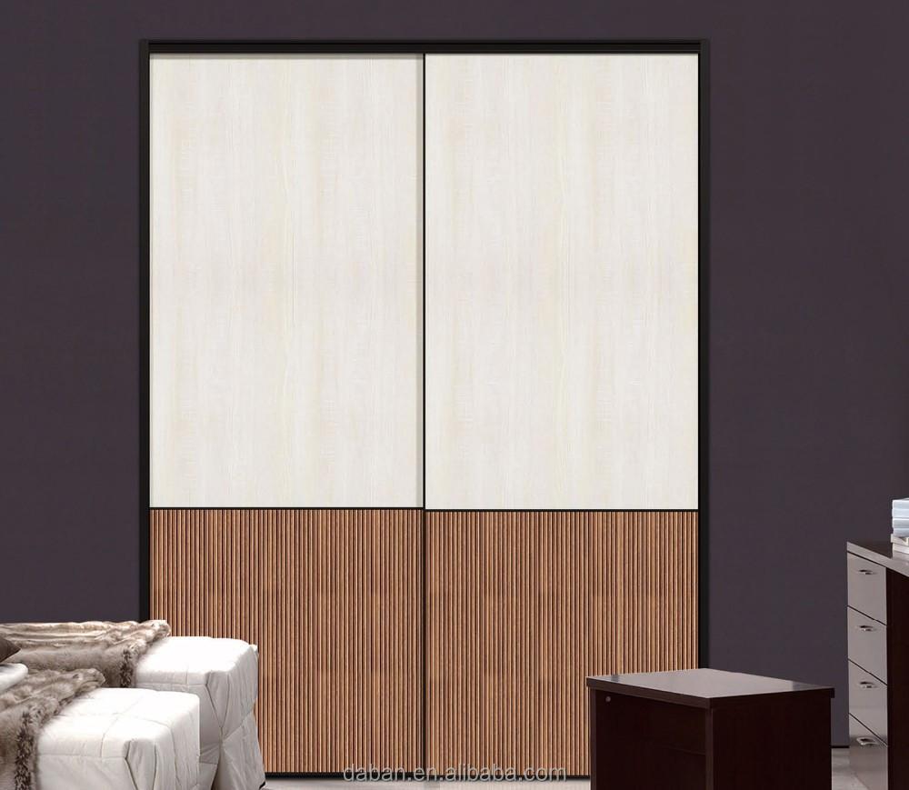 Moderne slaapkamer kast laminaat garderobe ontwerpt nieuwe ...